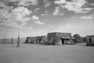 Un decor celebru din Star Wars risca sa fie inghitit de nisip. Autoritatile din Tunisia cer ajutor international