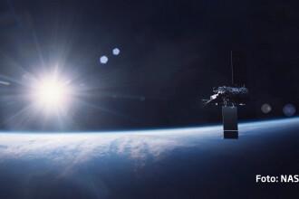 A condus o nava spatiala si spune ca Soarele se invarte in jurul Pamantului.