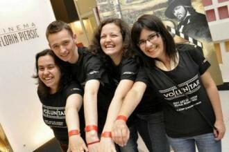 TIFF 2014 se apropie! Tinerii sunt asteptati sa participe la cea mai mare actiune de voluntariat din Cluj-Napoca