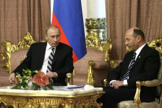 Basescu afirma ca in Ucraina e un