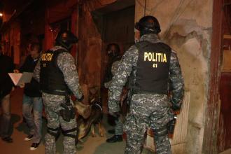 Politia incearca sa prinda hotii de titei din Ialomita. Peste 100 de perchezitii doar in aceasta dimineata
