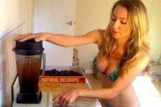 Transformarea spectaculoasa a unei femei care a apelat la o dieta bazata pe fructe si legume. VIDEO