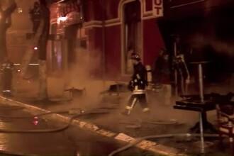 Primele sanctiuni in cazul incendiului in care au murit trei dansatoare. Anchetatorii vor reconstitui scena in laborator