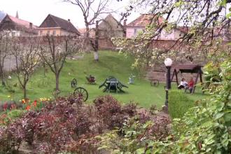 Ce oferte de Paste au pensiunile din Marginimea Sibiului. Pachetele nu depasesc 600 de lei