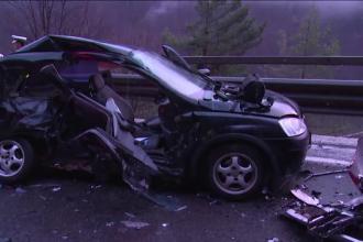 O familie de trei persoane a murit intr-un accident grav, pe Valea Prahovei. Primele ipoteze ale politiei