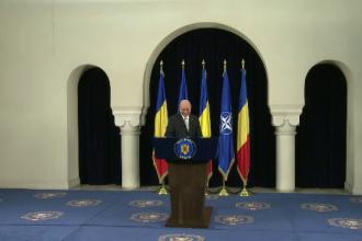 Basescu, dupa acuzele de amenintare si santaj: Doamna Firea e o santajista de profesie, Victor Ponta - un procuror ratat