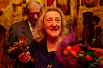 Nina Cassian a murit la varsta de 89 de ani. Povestea scriitoarei de care s-a indragostit Ion Barbu