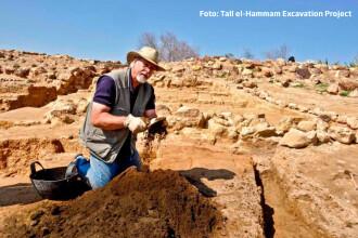 Sodoma ar fi fost gasita dupa 4.000 de ani. Ce se ascunde in spatele descoperirii