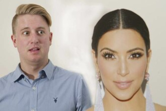 Povestea barbatului alergic la Kim Kardashian. Cum reactioneaza cand o vede sau ii aude vocea