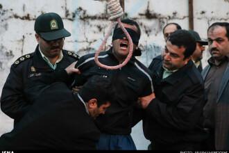 Executie oprita in ultima secunda in Iran. Condamnatul a fost iertat chiar de familia celui pe care l-a ucis