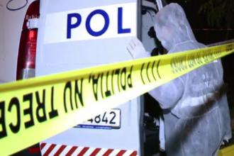 Descoperire șocantă în Otopeni. Un polițist, găsit mort într-o mașină, împușcat în cap
