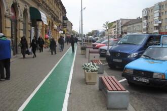 Strada Iancu Vacarescu, reabilitata cu 2 milioane de euro. Ce schimbari s-au facut si cum arata acum zona. FOTO