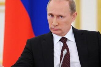 Criza in Ucraina. Vladimir Putin spune ca violentele pot inceta. Conditia pe care o pune Kievului