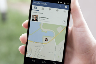 Nearby Friends. Noua functie Facebook prin care prietenii sunt alertati cand se afla aproape unii de altii