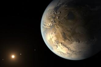 Descoperire astronomica extrem de importanta. A fost gasita o planeta asemanatoare cu Terra, care ar putea fi locuibila
