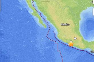 Cutremur cu magnitudinea 7,5 in Mexic. Seismul a avut loc in apropierea statiunii Acapulco