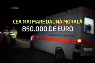 HARTA Europei in functie de pretul pus pe viata unui om. Sumele platite de asiguratori in cazul unui accident mortal