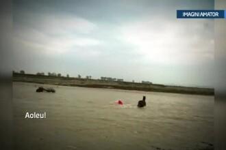 Inundatiile au dus la un dezastru in Prahova si Olt. Cum s-a desfasurat o operatiune in care salvatorii au devenit sinistrati