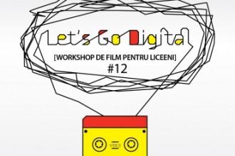 Workshop de film pentru liceeni. Incep inscrierile pentru o noua editie a atelierului LGD