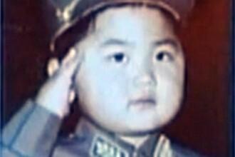Cum arata in copilarie unul dintre cei mai temuti lideri din lume. Pozele au fost publicate in premiera