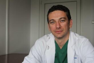 Medicul Radu Zamfir – ambasador oficial al campaniei