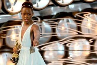 Actrita Lupita Nyong'o, castigatoare a unui Oscar, desemnata de Revista People cea mai frumoasa persoana din lume