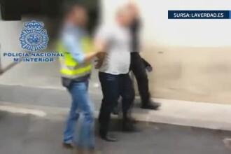 A fost prins dupa 10 de ani de la crima. Ucigasul fiului unui judecator din Arad, arestat in Spania