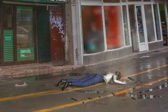 Femeie din Bucuresti, lovita in cap de o bucata de tencuiala. Administratia blocului, amendata cu 2.500 de lei