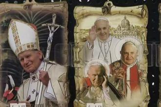 Cat de sfinte sunt hainele Papei Ioan Paul al II-lea. Controversele aparute cu cateva zile inainte de sanctificare
