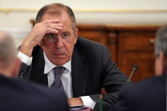 Declaratie surprinzatoare a ministrului rus Serghei Lavrov: