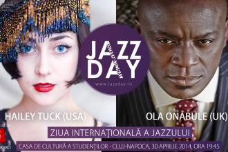 Clujul dedica finalul lunii aprilie jazzului