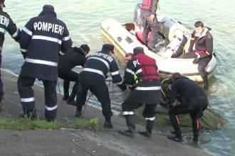 Accident de masina cu doi morti in Olt. O masina condusa de o fata fara permis a ajuns intr-un lac de acumulare