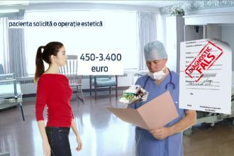 Schema din scandalul silicoanelor pe bani publici la Spitalul de Arsi. Cele 10 persoane retinute, lasate sa plece acasa