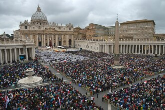 Vatican: Papa Paul al VI-lea, care a condus Biserica Catolica in perioada 1963-1978, a fost beatificat