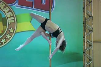 Campionatul Mondial de dans la bara. Femei din 36 de tari s-au intrecut in Rio de Janeiro