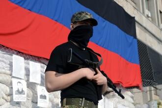Criza din Ucraina. Peste 30 de insurgenti, ucisi in Slaviansk. Rusia anunta consolidarea Flotei militare de la Marea Neagra