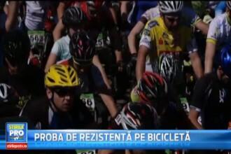 Peste 900 de biciclisti din toata tara au luat startul in Maratonul Fagetului, organizat la Cluj