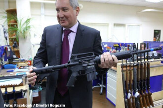 O simpla postare pe Twitter poate schimba politica Republicii Moldova. Vicepremierul rus face diplomatie online