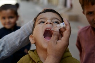 AVERTISMENT OMS: Alerta maxima in Europa pentru poliomielita din cauza scaderii vaccinarilor