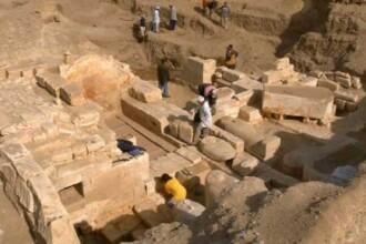 Descoperirea misterioasa a arheologilor spanioli. Cea mai veche reprezentare a lui Iisus, gasita intr-un mormant egiptean