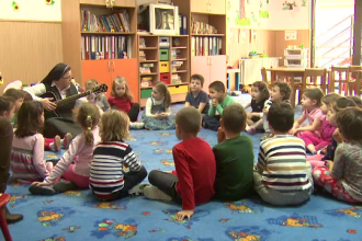 Atractia gradinitelor private. Copiii invata in stil Cambridge trei limbi straine, iar parintii pot achita costurile in rate