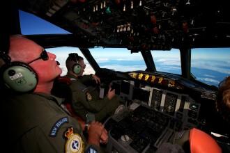 LOST, avionul din Malaysia. Au fost facute publice datele obtinute prin satelit pentru stabilirea traiectoriei zborului MH370