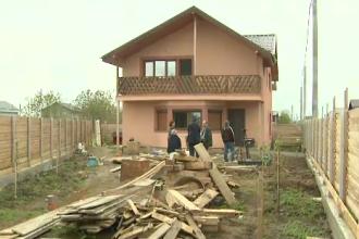 Romanii dau apartamentele la bloc pe case nou construite. Proprietarii spun ca preturile au ajuns aproape la acelasi nivel