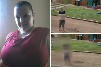 Imaginile cenzurate de Google Street View. Ce a facut o femeie cand masina a trecut pe langa ea, intr-un oras din Australia