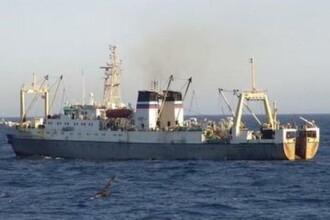 Naufragiu in Asia. Cel putin 54 de morti si 15 de disparuti in urma scufundarii unei nave de pescuit in Marea Okhotsk
