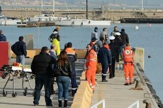 Un roman a murit, iar doi sunt disparuti dupa scufundarea unui pescador in Marea Adriatica