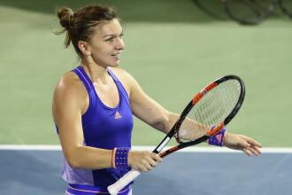 Simona Halep - Caroline Wozniacki 5-7; 7-5; 2-6 in semifinale la Stuttgart. Halep: