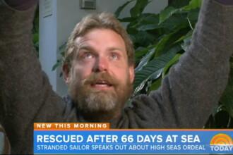 Povestea incredibila a unui pescar gasit viu dupa ce a plutit in deriva 66 de zile pe ocean. Cum a supravietuit barbatul