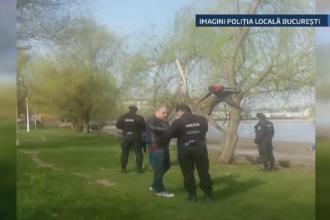 Politia i-a prins cand rupeau crengute de salcie si le vindeau credinciosilor. Ce au patit vanzatorii ambulanti