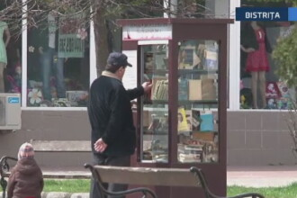 Minibiblioteci deschise non-stop, in mai multe orase din Romania. Cum functioneaza sistemul